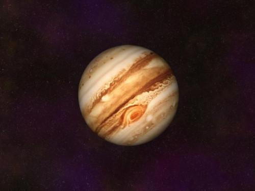 Quelle est la température moyenne de Jupiter?