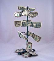 Idées Money Tree pour Réceptions