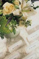 Mariage Idées Table d'arrangement