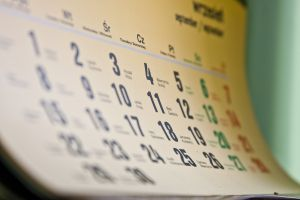 Comment faire un calendrier avec photos