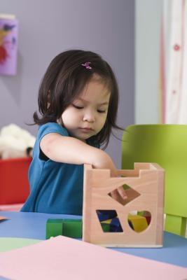 Suggestions de cadeaux pour un Two-Year-Old