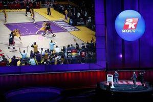 """Comment faire pour trouver un jeu de Fast Crew dans """"NBA 2K11"""""""
