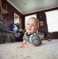 Comment stimuler sens d'un 8-month-old