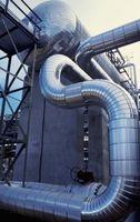 Comment faire pour supprimer le CO2 de gaz méthane