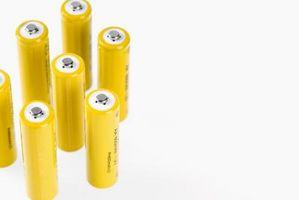Comment faire une batterie NiMH