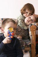 Liste des jeux d'intérieur pour les enfants