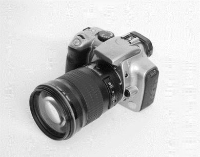 Comment trier par Capteur d'image Taille sur Appareil photo numérique
