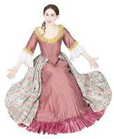 Robes de demoiselles d'honneur siècle 18e