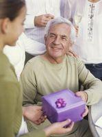 Cadeaux pour les soixante-dix Année Old Men