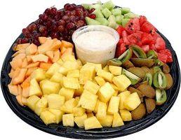 Comment décorer pour le parti d'un Kid Avec Fruit Platters