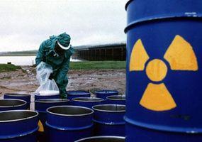 Problèmes avec l'élimination des déchets nucléaires