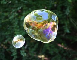 Comment faire une pipe à bulles