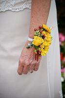 Indications pour rendre Corsages de mariage