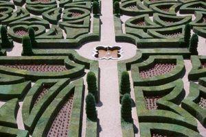 Comment faire, un labyrinthe permanent vertical