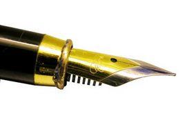Comment identifier un Parker Fountain Pen