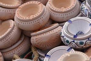 Comment faire pour identifier Vintage jeux de console de poterie