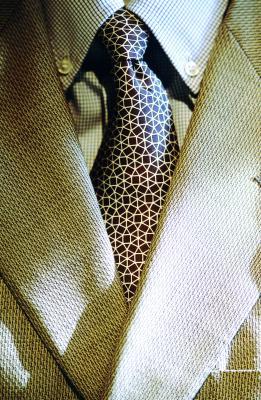 Comment faire un embrayage Purse Tie Out of Ties