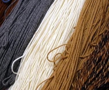 Types de fibre pour Spinning