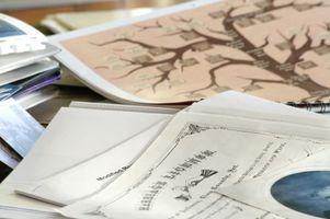Comment commencer à tracer votre arbre généalogique maintenant