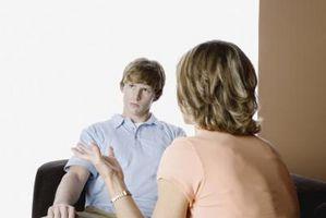 Problèmes de comportement chez les adolescents