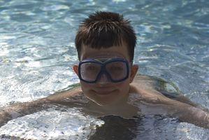 Jeux pour les enfants sous-marins