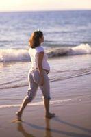 Quels sont les bons exercices pour les 3 premiers mois de la grossesse?