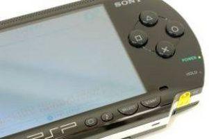 PSP Télécharger Tutorial