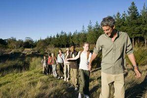 Idées pour l'apprentissage expérientiel Avec at-Risk Teens