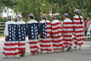 Idées pour Flotteurs patriotiques