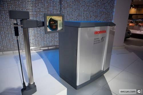 Comment un générateur d'hydrogène fonctionne?