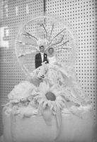 50s Decor mariage