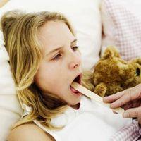 Amygdalite chez les adolescents