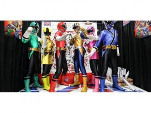 Comment faire un Costume Power Rangers