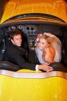 Types de Transport de mariage