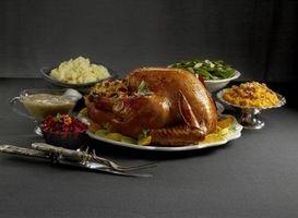 Comment faire dîner de Thanksgiving pour un grand groupe