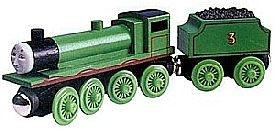 Comment recueillir en bois Trains moteur Thomas Le Réservoir