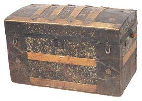 Cadeaux en bois Boîte décorative