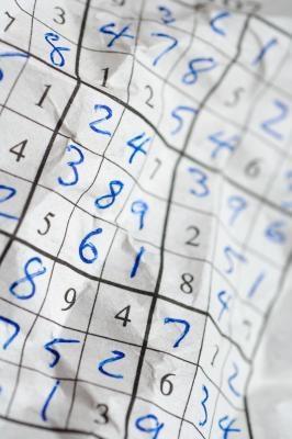 Comment la figure Sudoku Puzzles
