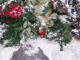 Comment faire Faux neige avec bicarbonate de soude
