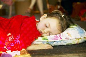 Nap Temps Routines pour tout-petits