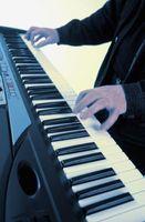 Comment fixer des plots de contact sur un piano numérique