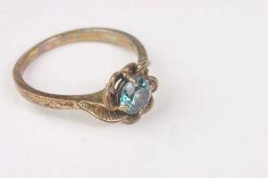 L'histoire de Aquamarine dans Bijoux Engagement