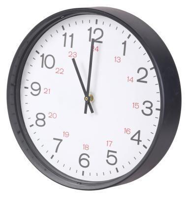 Comment savoir Military Time Entre Heures