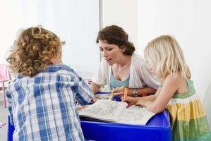 Le taux de rémunération pour les soins Après l'école
