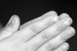 Prières pour les parents avec un enfant disparu