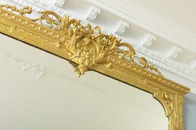 Comment réparer Miroirs Antique