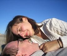 Comment à la figure des sentiments romantiques