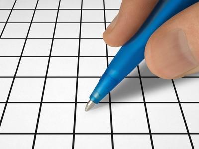 Comment faire un Hand Drawn Crossword Puzzle
