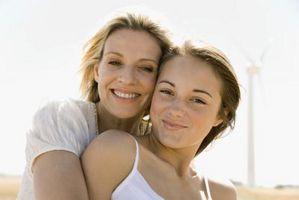 Comment les adolescents peuvent exprimer le contact physique