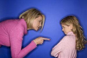 Comment être ferme avec les enfants Sans Spanking